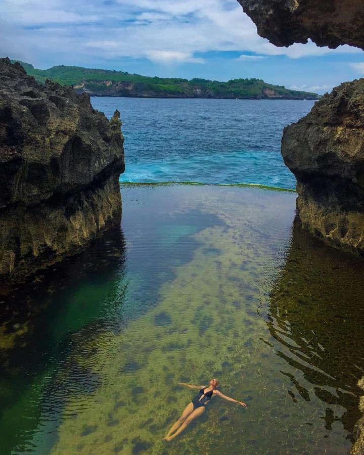 Fullday Tour Nusa Penida + Snorkeling at Manta Bay