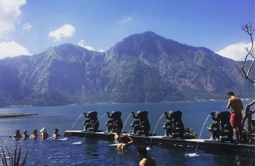 Mount Batur Sunrise Trekking & Natural Hot Spring