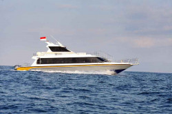 Fast Boat Amed to Gili