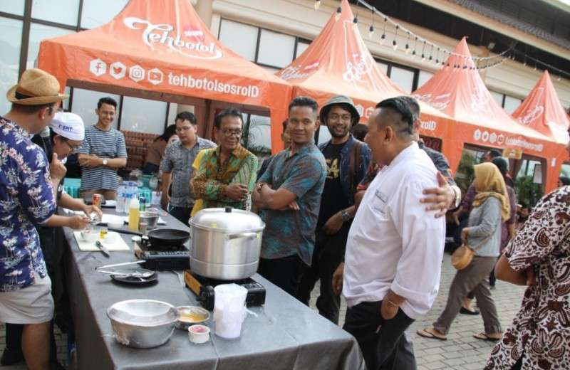 Panbil Group Gelar Family Food Festival
