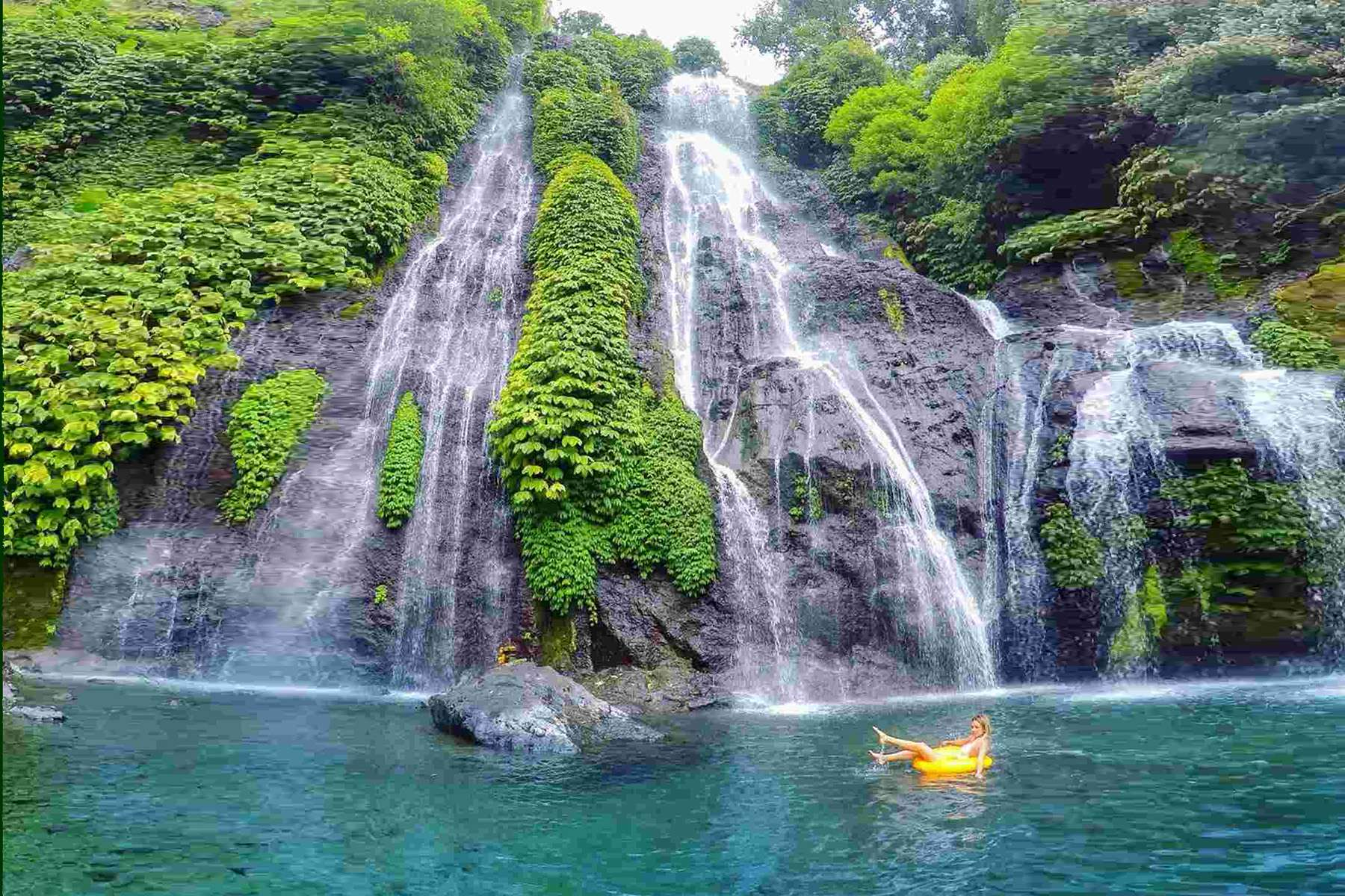 Banyumala Waterfall Tour