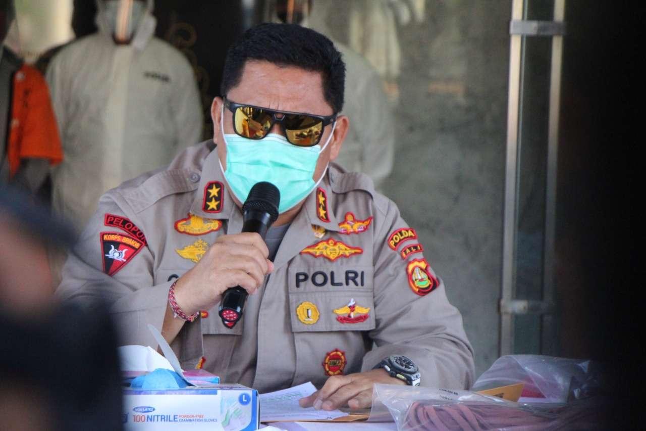 Polda Bali Berhasil Ringkus 1 DPO Buronan Interpol