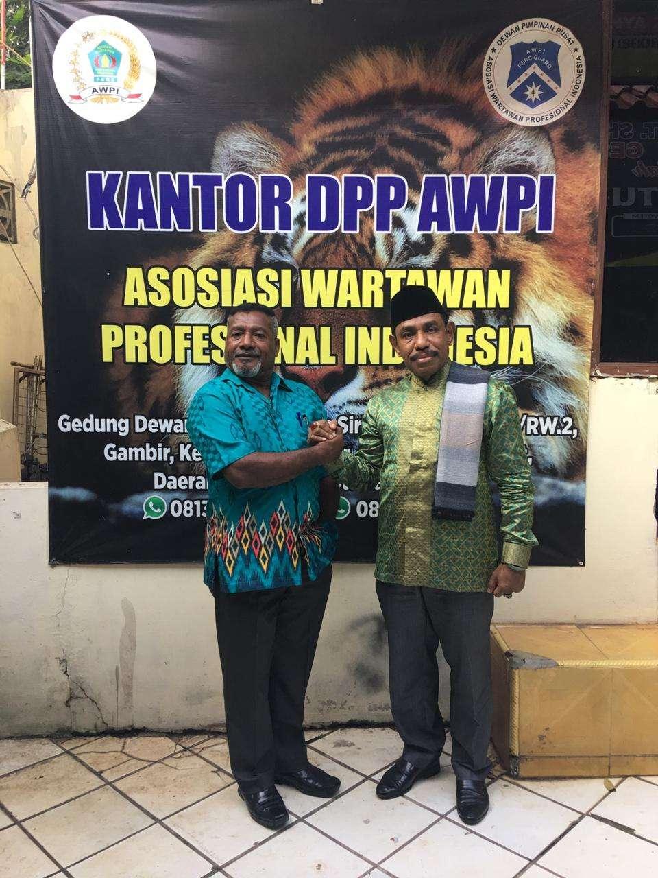 Menuju Perubahan Besar Kedepan di Kabupaten Keerom Provinsi Papua di bawah kepemimpinan Ronald Apnawas, SE.,M.Si dan Drs KH Umar Bauw