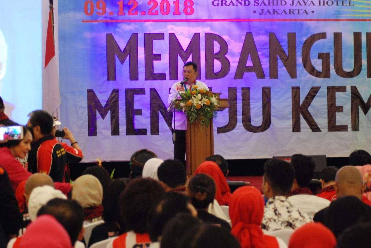 Kordinator Aliansi Relawan Jokowi Harapkan Menteri Berkinerja Buruk Dievaluasi dan Diresuffle