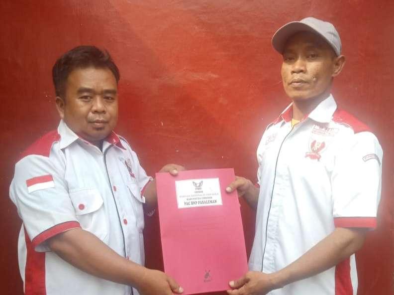 Serah Terima Kepengurusan PAC BNP Di Wilayah Cirebon